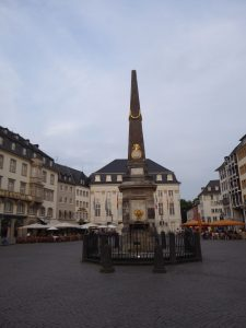 Bonn Rathausplatz Markt 170709