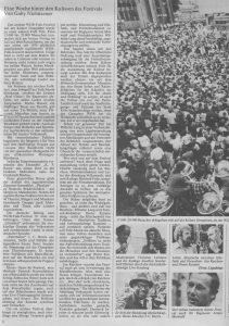 Festival Köln 1983