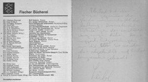 Flaubert Notiz
