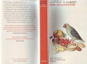 Flaubert neu Edl-Übersetzung Hanser