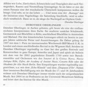 Oberlinger CD Text i