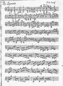 Stamitz Bach 1