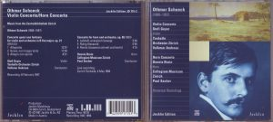 Schoeck CD Violinkonzert Horn