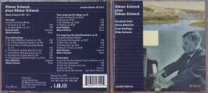 Schoeck CD soielt Schoeck