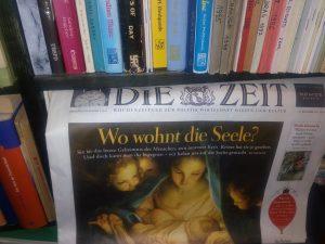 ZEIT Titel Seele Dez 2017