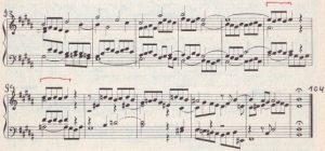 Bach Wink Fuge H Ende