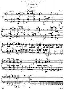 Beethoven op 111 Noten Seite 1