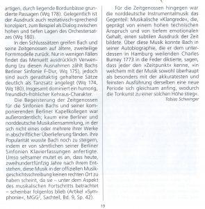 Goebel CPE Bach Text Schwinger