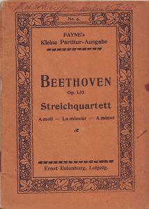 Beethoven op 132 Artur1921