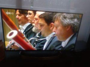 Fernsehen Musik 3.