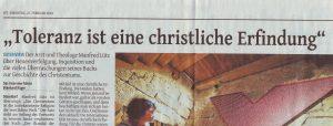 Lütz Tageblatt 180227
