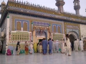 Schrein Pakistan Punjab Shrine_of_bahu