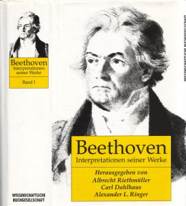 Beethoven Interpretationen Bd I