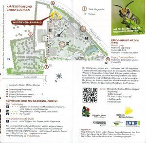 Botanischer Garten Bienen Info b