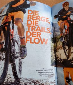 Flow Mountainbike April 2018