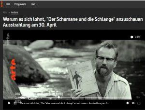 Koch-Grünberg ARTE Film Schamane