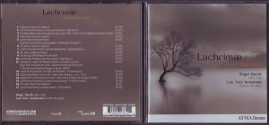 Lachrimae CD North & Ensemble