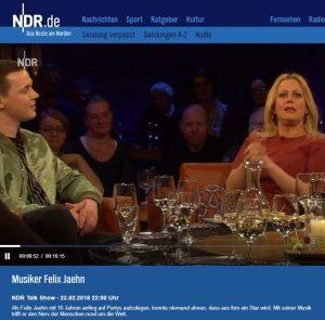 NDR Talkshow Screenshot 2018-04-13 08.41.06