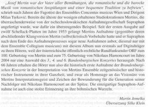 Brandenburg 1950 Text Schlussbemerkungen