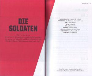 Soldaten Programm a