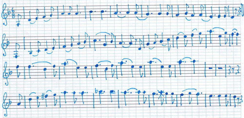 Moldau Melodie